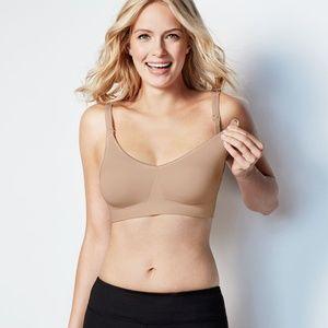 a0225c48d06ba Medela Body Silk seamless nursing bra NEW